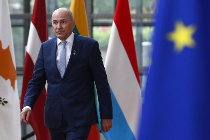 Janša na udaru EU, Timermans zbog njega odbio zajedničku fotografiju