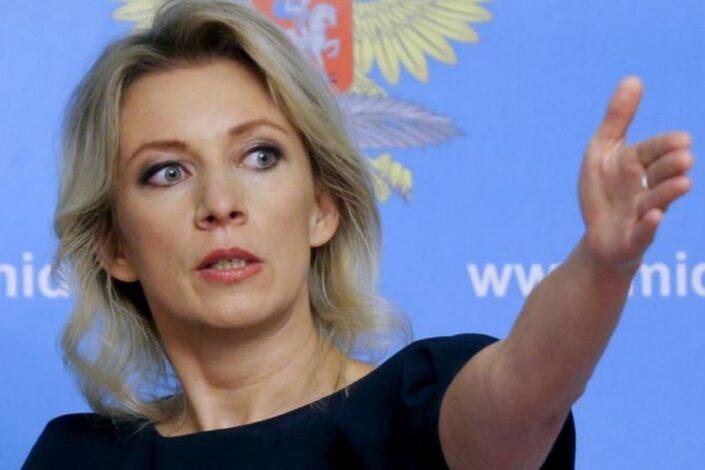 Zaharova opet pita: Zašto Zapad naoružava Prištinu?