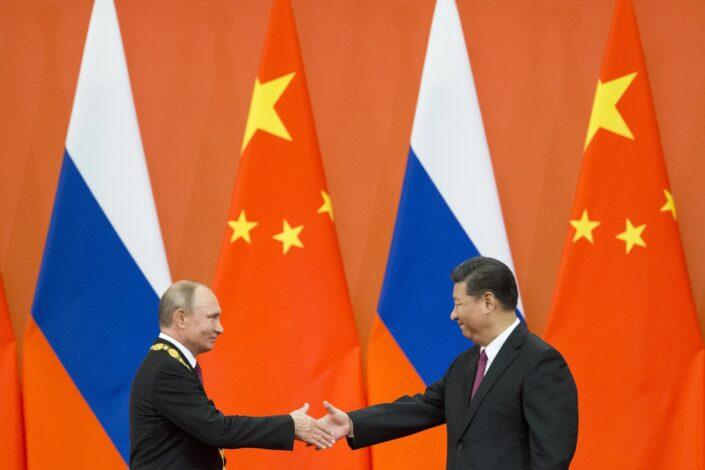 Zapad pred rusko-kineskom dilemom