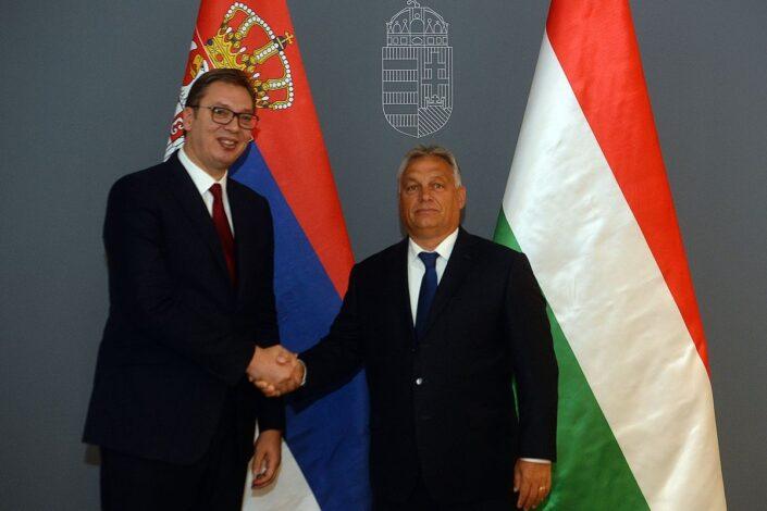 Dojče vele: Drugarstvo sa Orbanom je dobro po Vučića, a loše po Srbiju