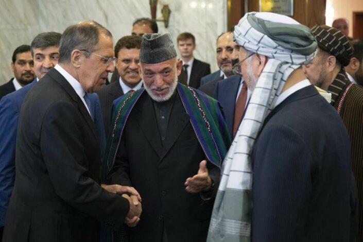 Zašto talibani žele Rusiju za posrednika