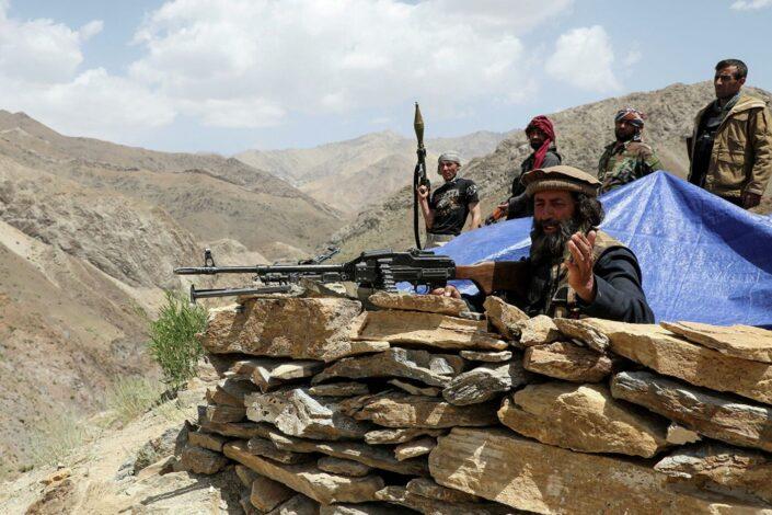 Dojče vele: I Nemačka je kriva za napredovanje talibana