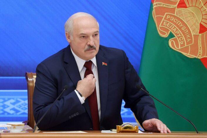 Lukašenko uzvraća udarac