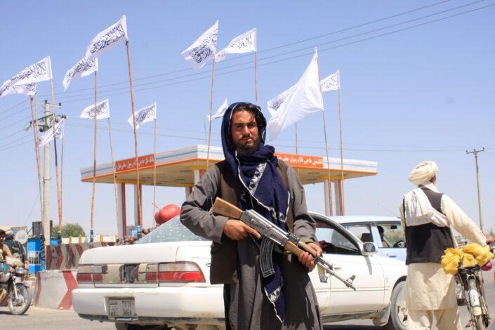 Povratak Islamskog Emirata Avganistan