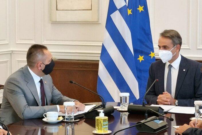 Micotakis potvrdio da Grčka neće menjati stav po pitanju Kosova