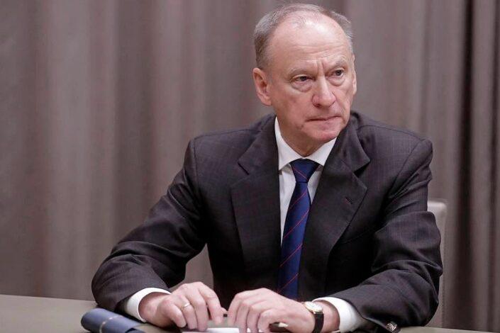 N. Patrušev: Zapad u Evropi formira sanitarni koridor protiv Rusije