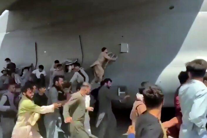 Posledice debakla u Avganistanu