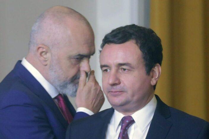 """""""Otvoreni Balkan"""" posvađao Ramu i Kurtija"""