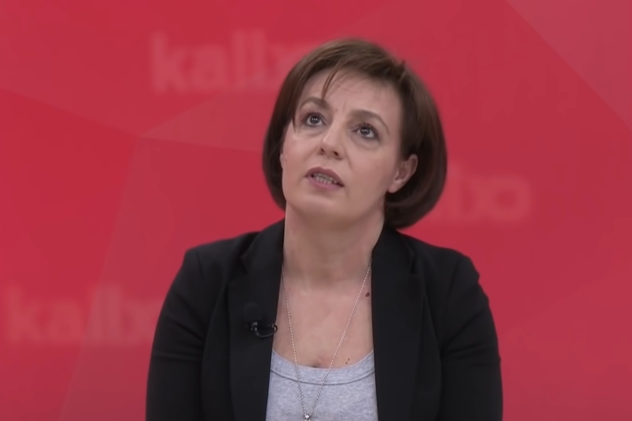 Donika Gervala Švarc (Foto: Snimak ekrana/Jutjub/Kallxo.com)