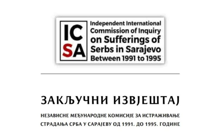 D. Tanasković: O čemu izveštava izveštaj o Sarajevu?
