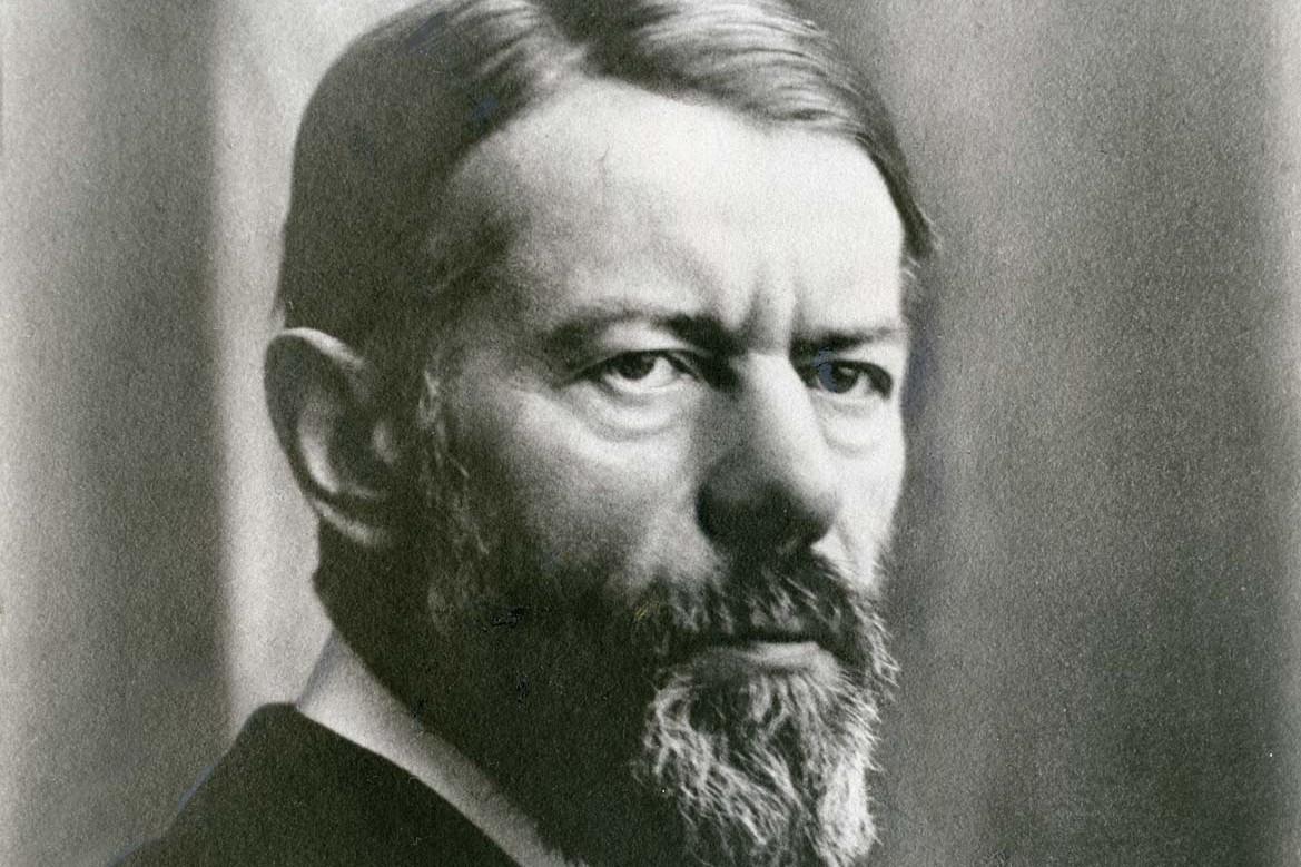 Nemački pravnik i sociolog Maks Veber (Foto: Wikimedia/cdn.britannica.com)