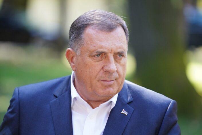 Autorski tekst Milorada Dodika: Dobro nam otišao, gospodine Šmit