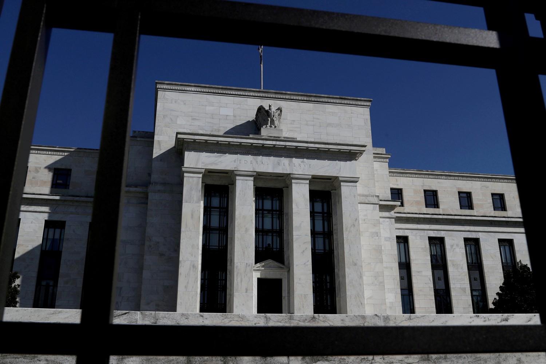 Zgrada Federalnih rezervi u Vašingtonu (Foto: Reuters/Leah Millis)