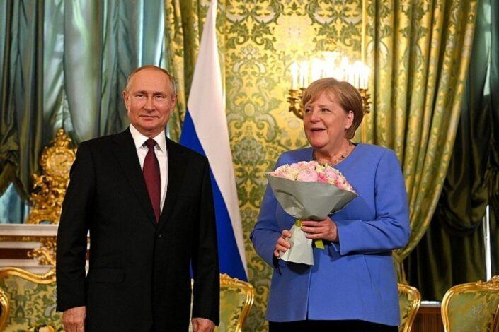 Oko čega su se saglasili Putin i Merkelova, a oko čega nisu?