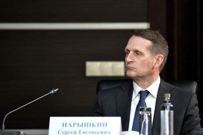 Nariškin: Opozicionari koji traže sankcije Rusiji su izdajnici