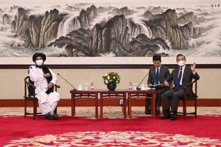 Talibani dobili kineski blagoslov