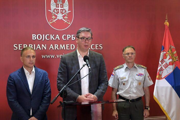 Vučić: Pitao sam Stefanovića kako nam je to pomogao FBI
