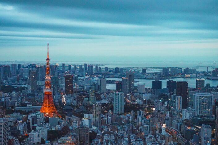 Stranac u Tokiju