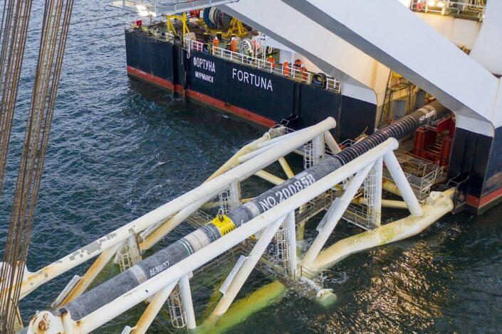 Gasprom: Jutros je završen Severni tok 2