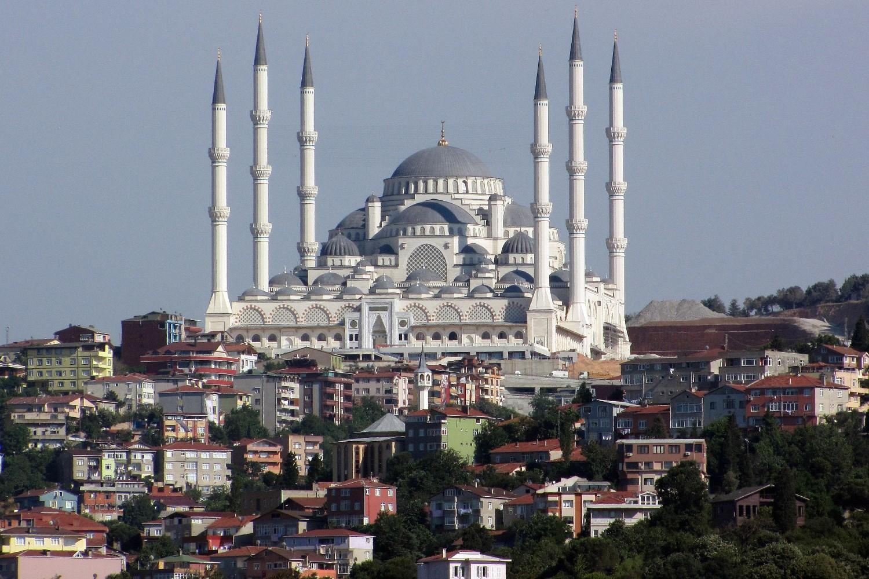 Velika Čamildže džamija u Istanbulu (Foto: Wikimedia/Håkan Henriksson (Narking), CC BY-SA 4.0)