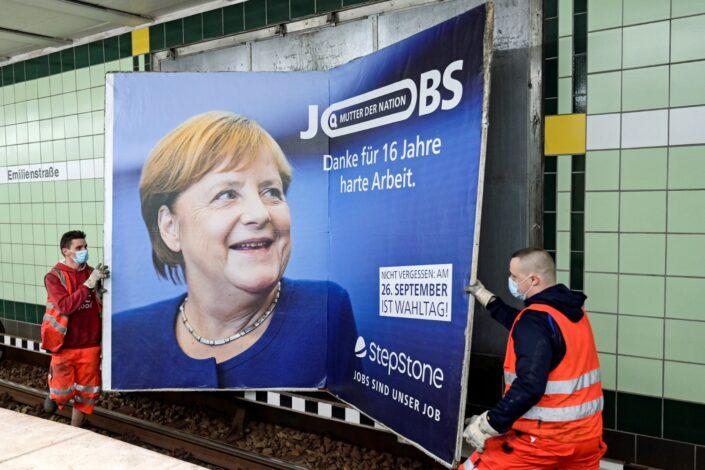 Politička zaostavština Angele Merkel