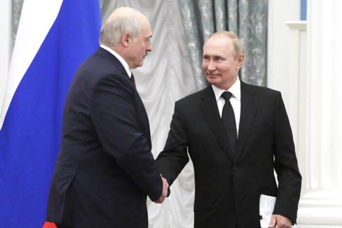 Putin i Lukašenko usaglasili 28 programa o stvaranju Savezne države