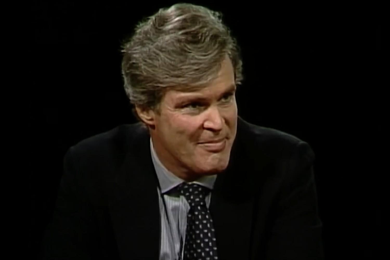 """Džon Horgan, autor knjige """"Kraj nauke"""" (Foto: Snimak ekrana/Jutjub/Manufacturing Intellect)"""