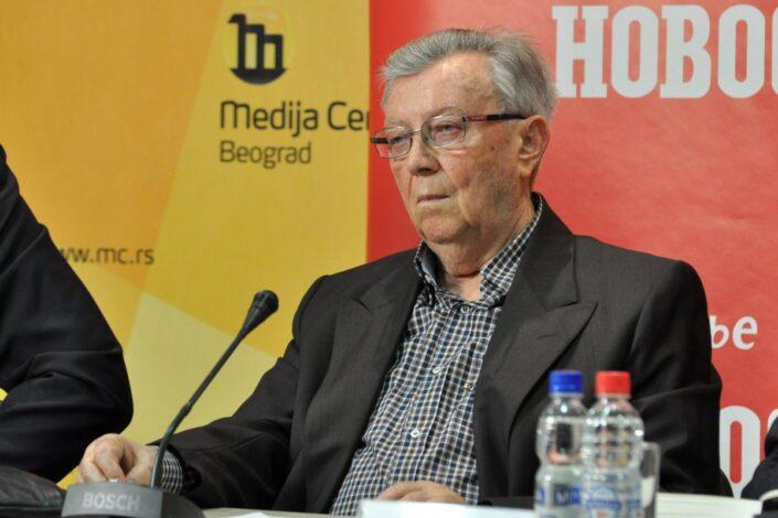 Ž. Jovanović: Oproštaj od B. Jovića – interes države i nacije na prvom mestu