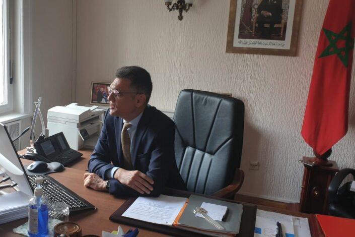Govor ambasadora Maroka povodom 60 godina Pokreta nesvrstanih