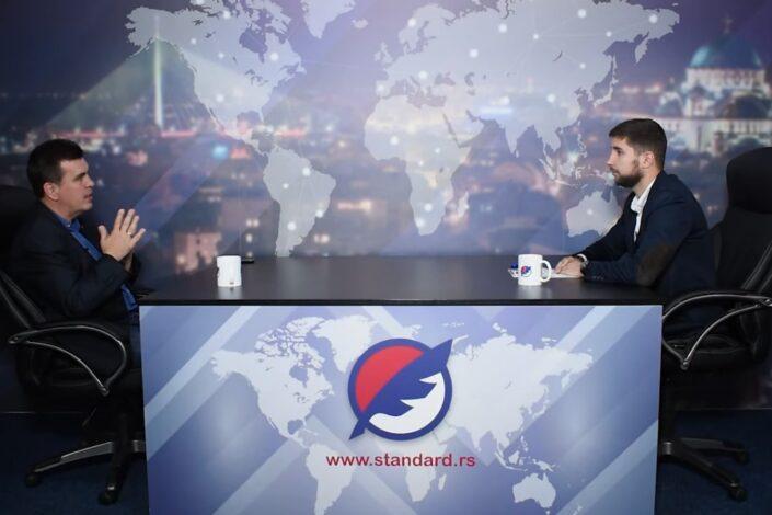 Aleksandar Gajić: Mnogo je pokazatelja da se međunarodni poredak ubrzano menja