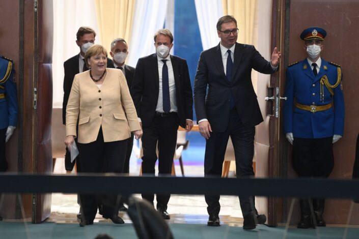 Dojče vele: Moto Merkelove na Balkanu – stabilnost pre demokratije