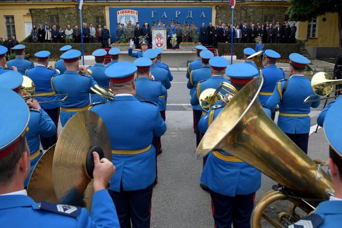 M. Ković: Himna je mesto sećanja jednog naroda oko kojeg nema spora