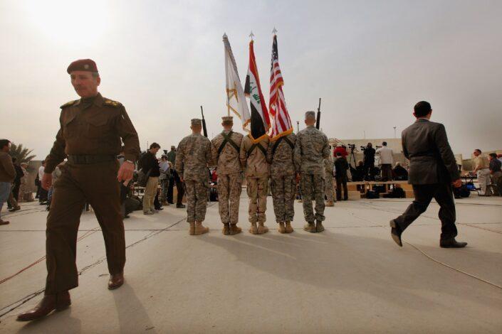 Povlačenje iz Iraka je pitanje vremena