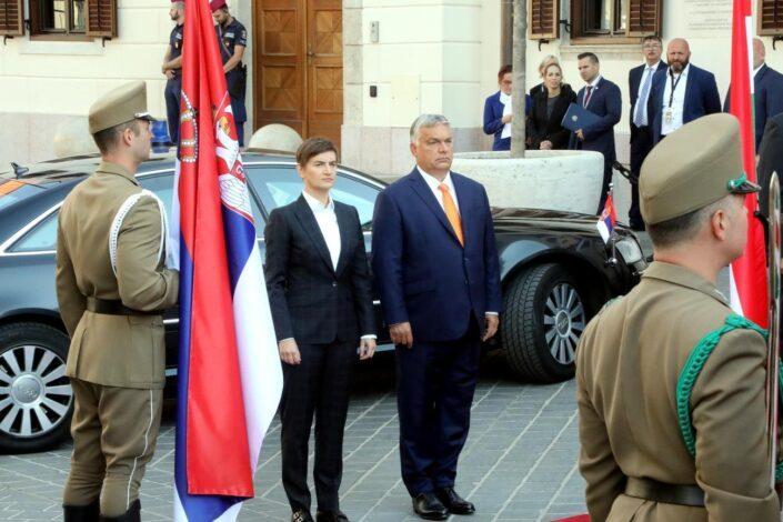 Srbija i Mađarska potpisali sporazum o strateškom partnerstvu