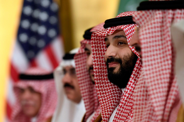 Saudijski prestolonaslednik Mohamed bin Salman tokom sastanka sa američkim predsednikom Donaldom Trampom na marginama samita G20 u Osaki, 29. jun 2019. (Foto: AP Photo/Susan Walsh)