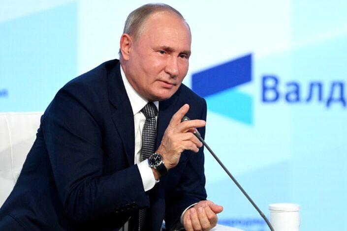 Putin: Hvala Evropi na sankcijama
