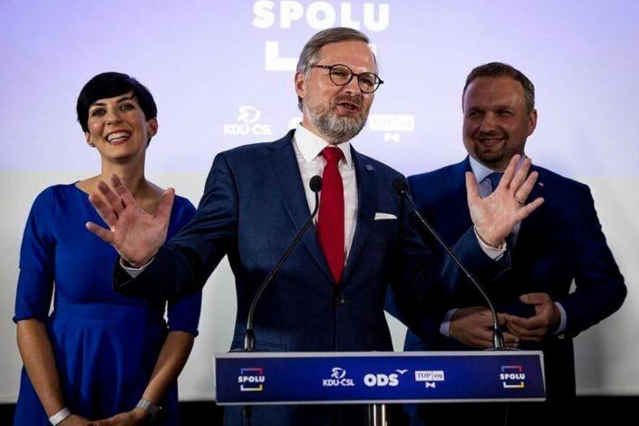 Pobeda atlantističke opozicije na izborima u Češkoj