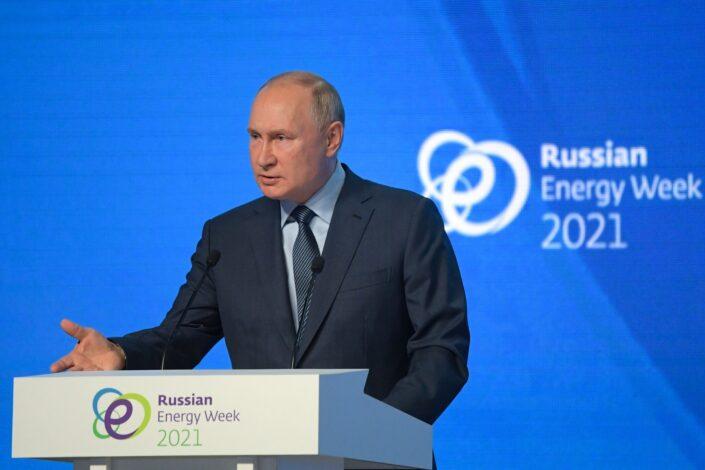 Putin: SAD seku granu na kojoj sede