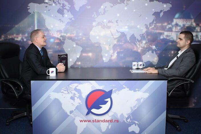 Ilija Kajtez: Ako želimo da sačuvamo mir, moramo se spremiti za rat