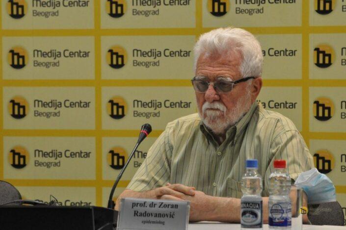 F. Rodić: Projekat Radovanović