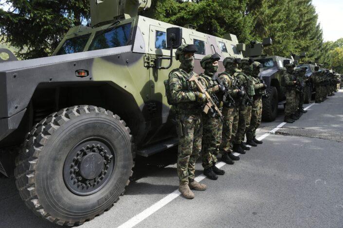 Albanski lobisti pisali Bajdenu: Osudite mobilizaciju Vojske Srbije