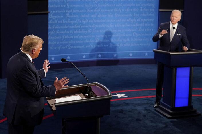Bajden vodi Trampovu spoljnu politiku (1)
