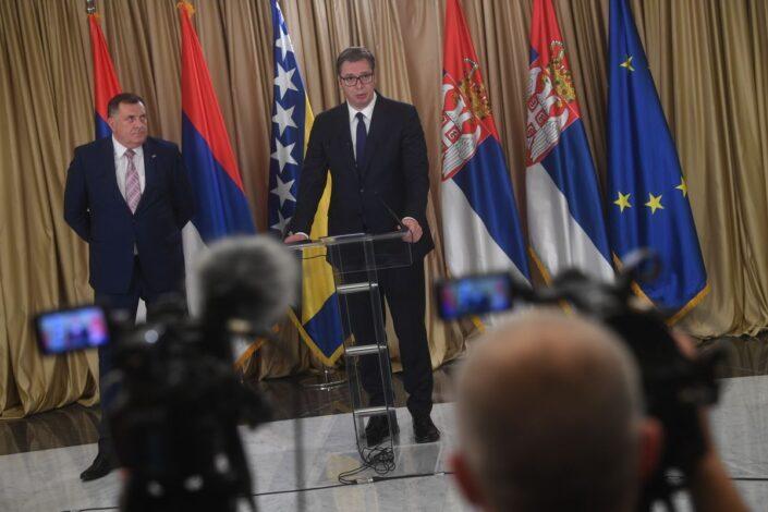 Nemačka štampa o BiH: Bure baruta; lukavi srpski nacionalisti