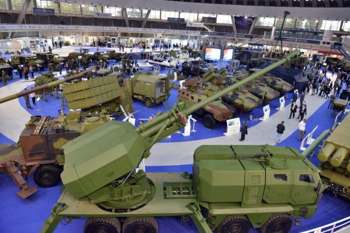 Otvoren Sajam naoružanja, namenska industrija predstavila svoje adute