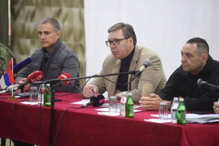 Vučić: Kao država smo saterani uza zid, zaštitićemo narod na Kosmetu